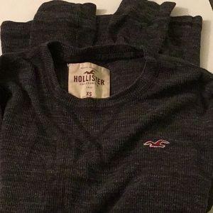 Hollister Long sleeve shirt (size XS)